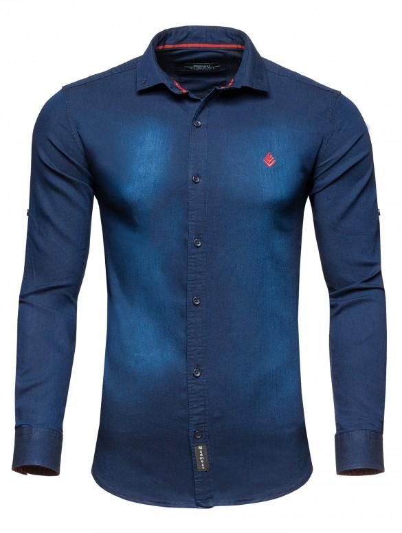 2d494ba122e3c2 Jeżeli w pracy obowiązuje Cię elegancki dress code, masz nieco bardziej  ograniczony wybór koszuli. Nie jesteś jednak skazany na biel – możesz  wybrać koszulę ...