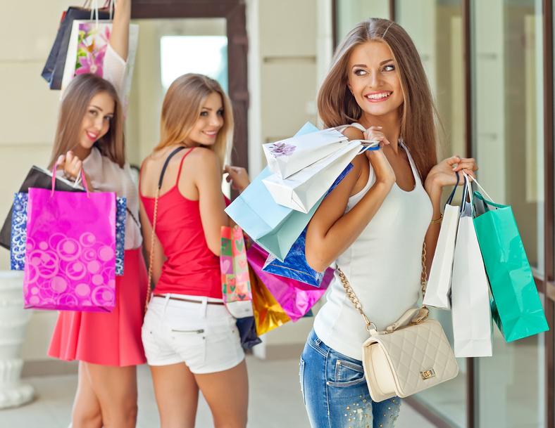 Wyprzedaże sklepy