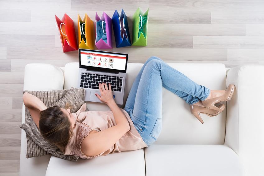 zakupy ciuchów online