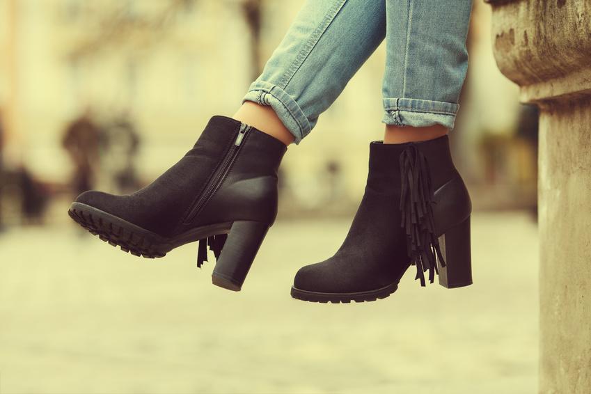 buty jesień