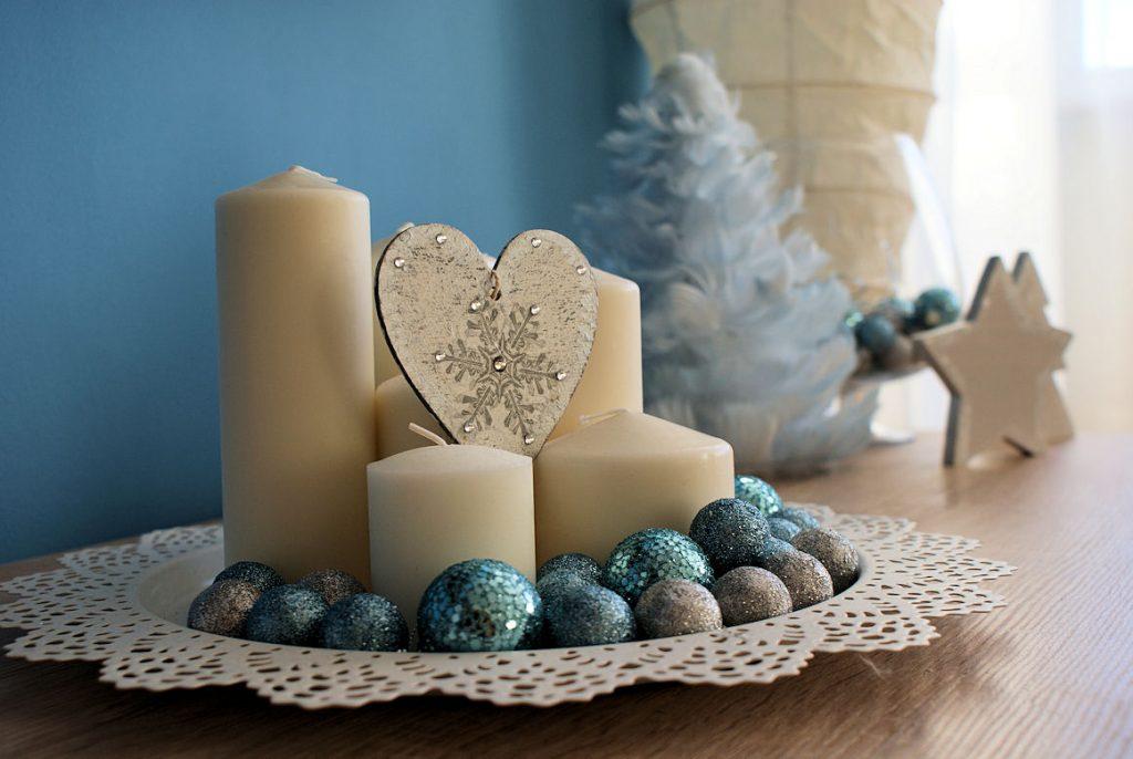 świąteczn dekoracje