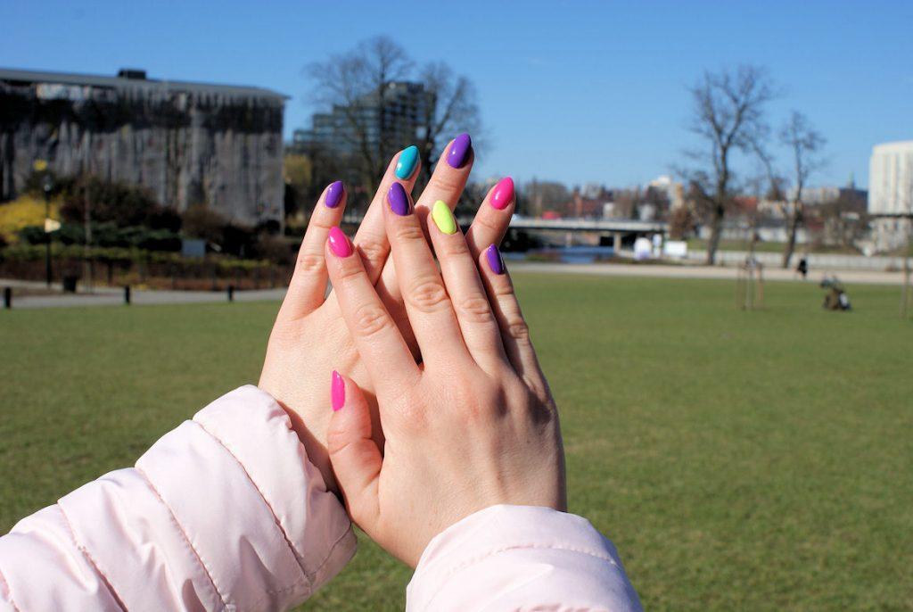 wiosna manicure bydgoszcz