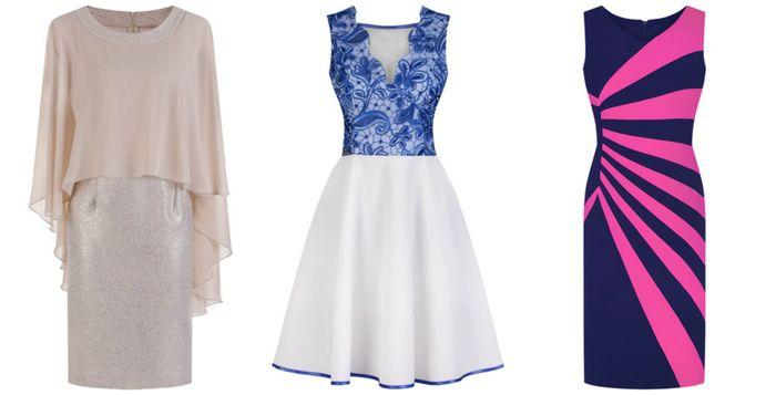 ce19e026b0 Jak wybrać wyszczuplającą sukienkę na wesele