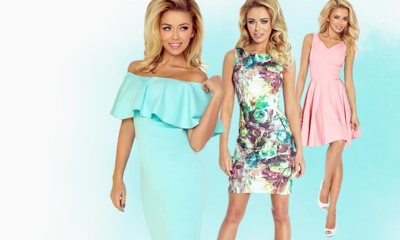cd9d525e0f Trendy w modzie damskiej – sukienki letnie i wizytowe