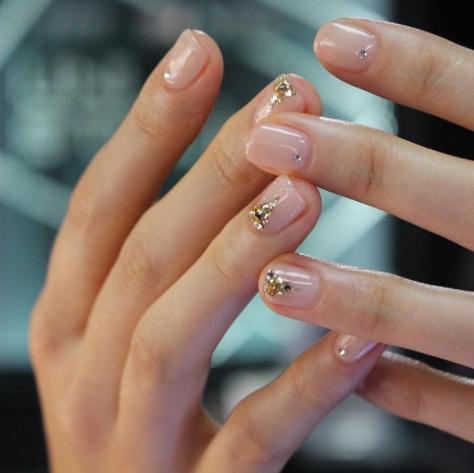 ślubne Paznokcie Manicure ślubny 2018 Inspiracje Modowe Blog