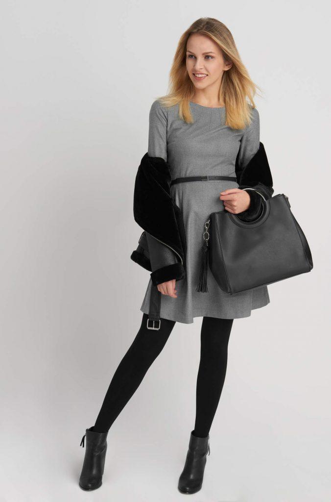 Jakie zimowe buty wybrać do spódniczki? Kilka podstawowych
