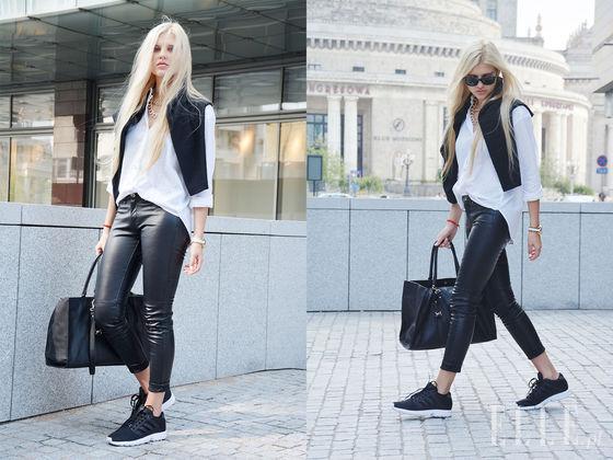 buty adidas damskie stylizacje