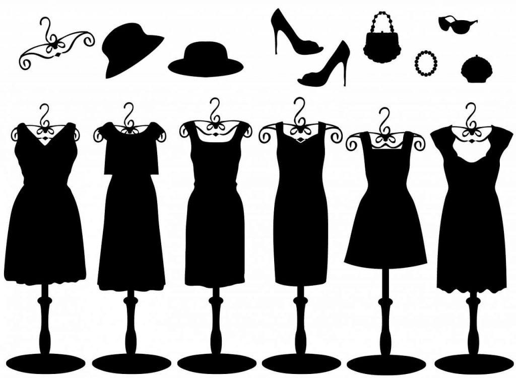 do każdej kobiety będzie pasował inny krój sukienki