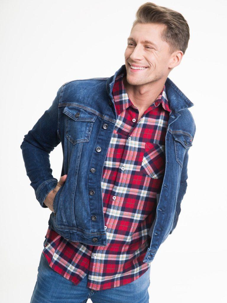 4098d32d6f1b8 Kurtka jeansowa Big Star Ralph 513 – klasyka od polskiego producenta | fot.  bigstar.pl. Wrangler Classic Jacket Mid Stone ...
