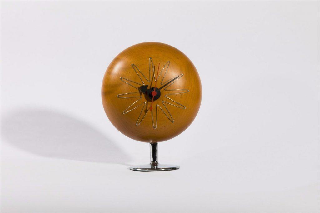Drewniany zegar od Artensen