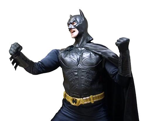 przebranie superbohatera