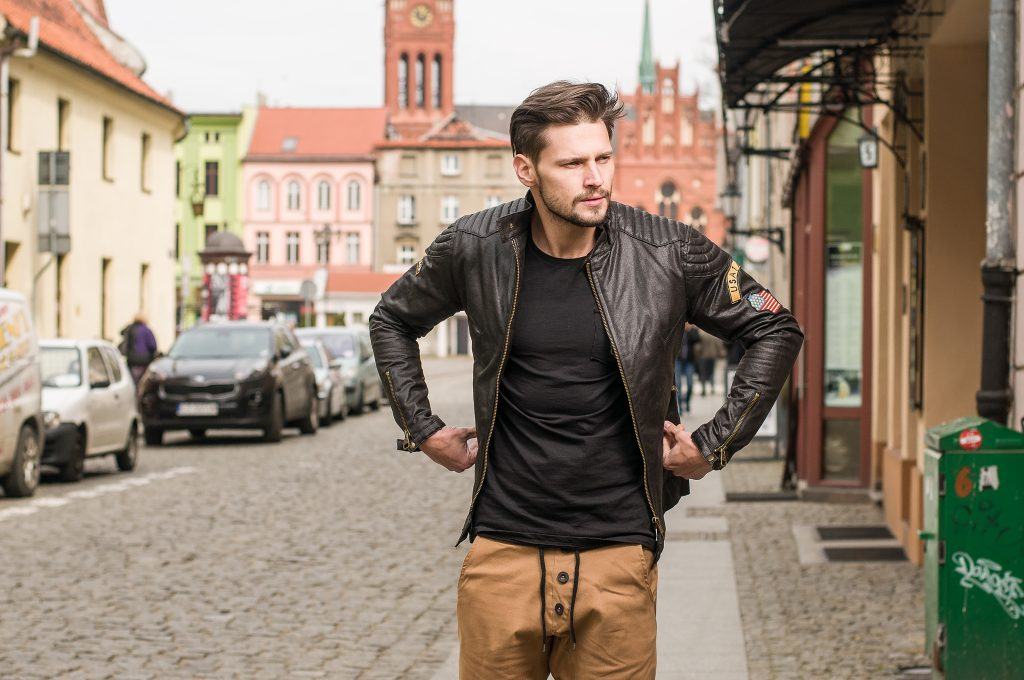 Kamil Niziński sesja dla Escoli