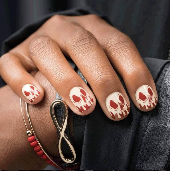paznokcie na halloween18