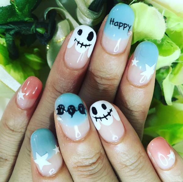 paznokcie na halloween19