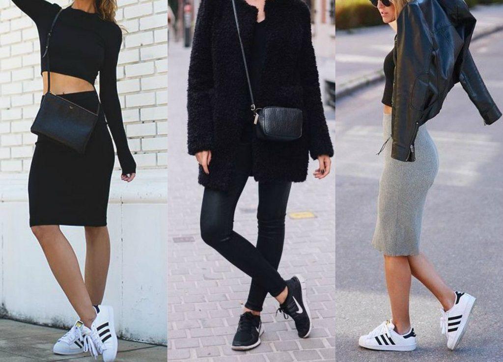 Jak Nosic Damskie Buty Sportowe W Codziennych Stylizacjach Inspiracje Modowe Blog Modowy Modoweinspiracje Pl