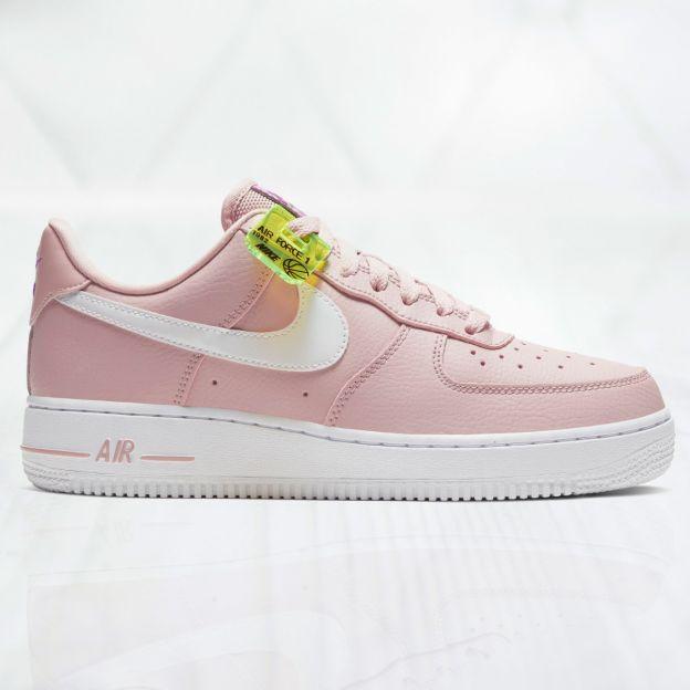 nike air force różowe